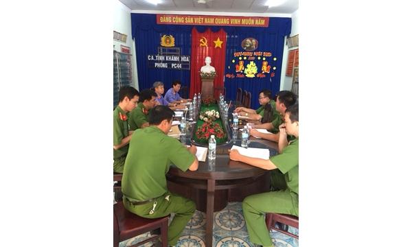 VKSND tỉnh Khánh Hòa kiểm tra việc thực hiện Kết...