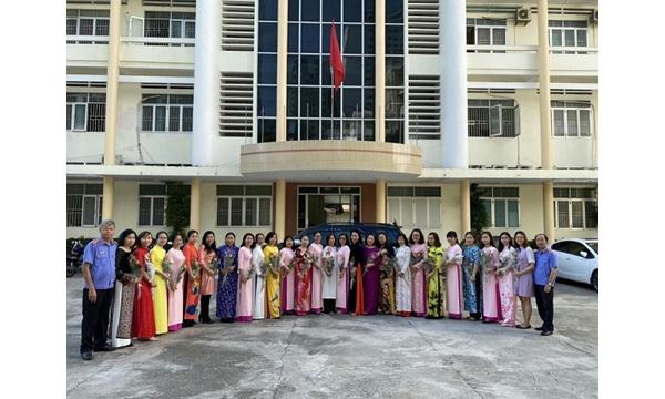 Phụ nữ Viện kiểm sát nhân dân tỉnh Khánh Hòa kỷ niệm...