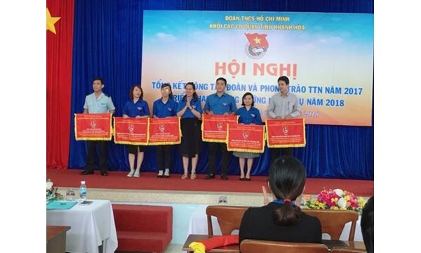 Chi đoàn Viện kiểm sát nhân dân tỉnh Khánh Hòa dẫn đầu thi......