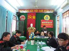 Công đoàn cơ sở VKSND huyện Vạn Ninh tổ chức Đại hội nhiệm kỳ 2017 – 2022