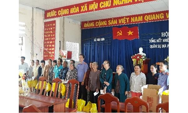 Viện kiểm sát nhân dân huyện Diên Khánh thăm, chúc...
