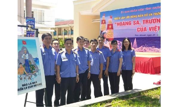 Viện kiểm sát nhân dân huyện Diên Khánh tham gia...