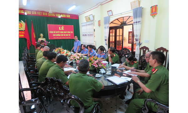 VKSND tỉnh Khánh Hòa Trực tiếp kiểm sát việc tuân...