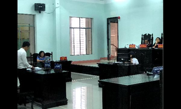 Phòng 9 - Viện kiểm sát nhân dân tỉnh Khánh Hòa phối...