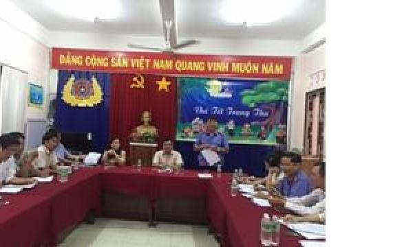 Viện KSND tỉnh Khánh Hòa trực tiếp kiểm sát công tác thi hành án dân sự năm 2016 tại Cục THADS tỉnh Khánh Hòa