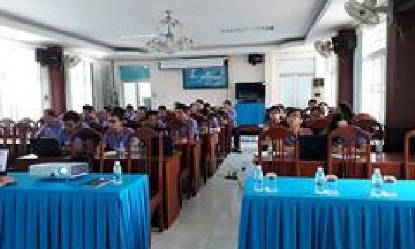 Viện kiểm sát nhân dân tỉnh Khánh Hòa tổ chức Hội nghị tập huấn hướng dẫn sử dụng hệ thống phần mềm E-Office